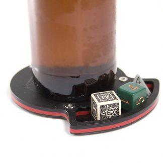 acrylic top dice coaster C4Labs