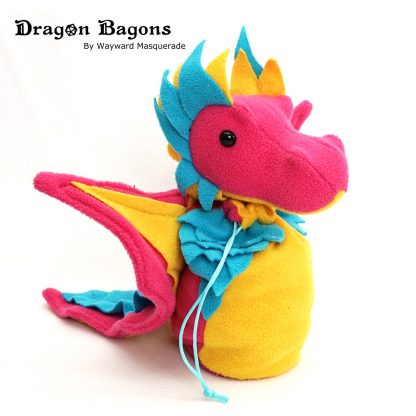 Pan Pride Dragon Bagon Wayward Masquerade