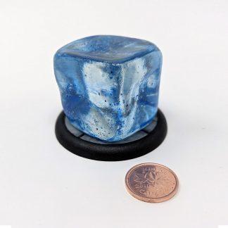 Iconic Gelatinous Cube Mini Medieval Miniatures
