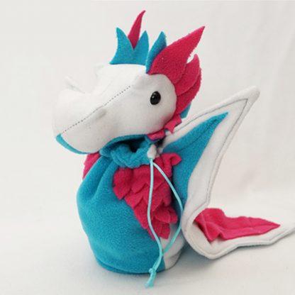 bright trans Dragon Bagon Wayward Masquerade
