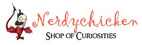 Nerdychicken Shop of Curiosities