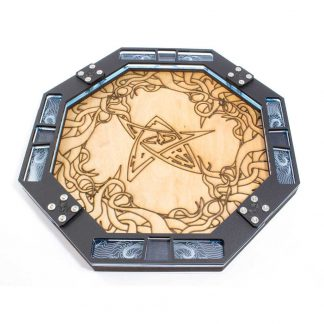 Octagon Eldritch Dice Tray C4Labs