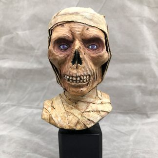 mummy sculpture castings of cthulhu