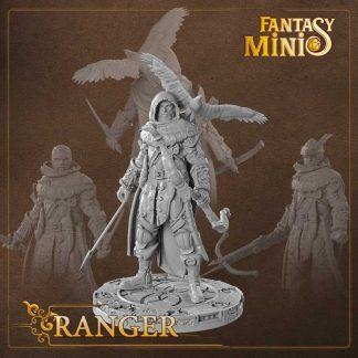 antasy Ranger Miniature Fantasy Minis