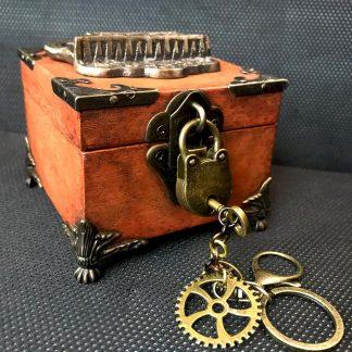 Custom Dice-Vault/Keepsake Box