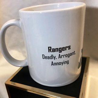 Funny Elven Ranger Mug