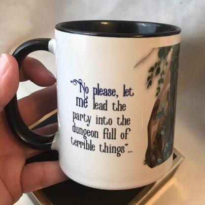 Sarcastic Cleric Coffee Mug