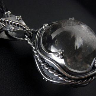 fantasy crystal ball pendant lukas craft